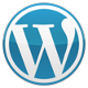 WordPress ikona