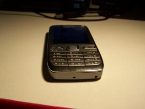 Nokia E52 - klawiatura
