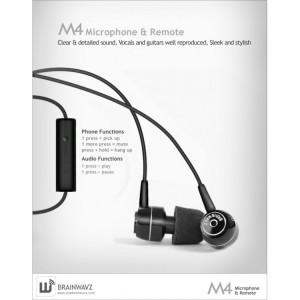 Brainwavz M4+